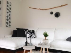 Schwarz-Weiß Look