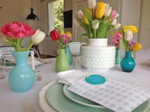 Tischdeko, Vase von Bloomingville