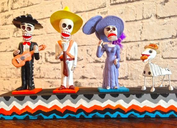 Souvenirs aus dem Voodoo-Haus in New Orleans