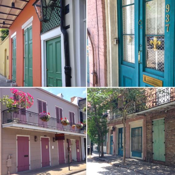 New Orleans - Häuser