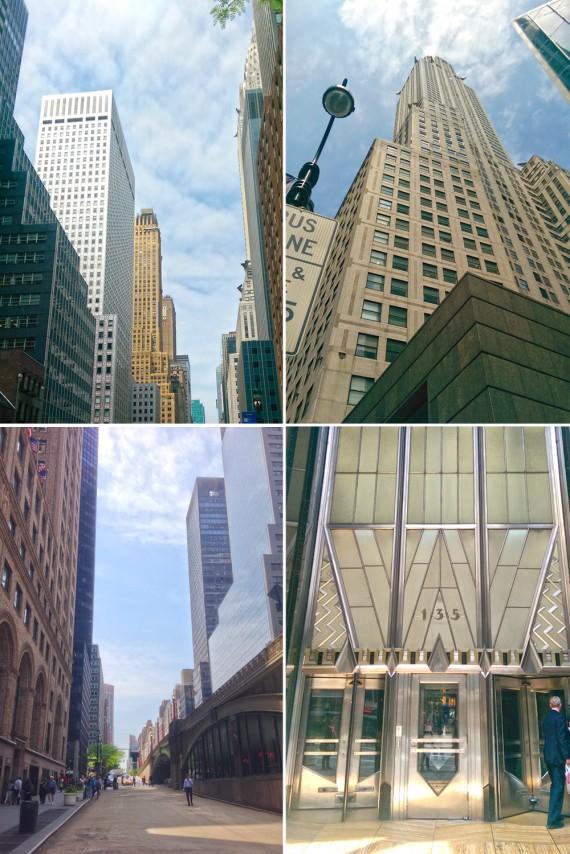 New York Skyscaper