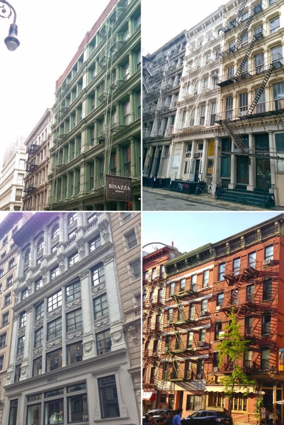 New-York - Häuser