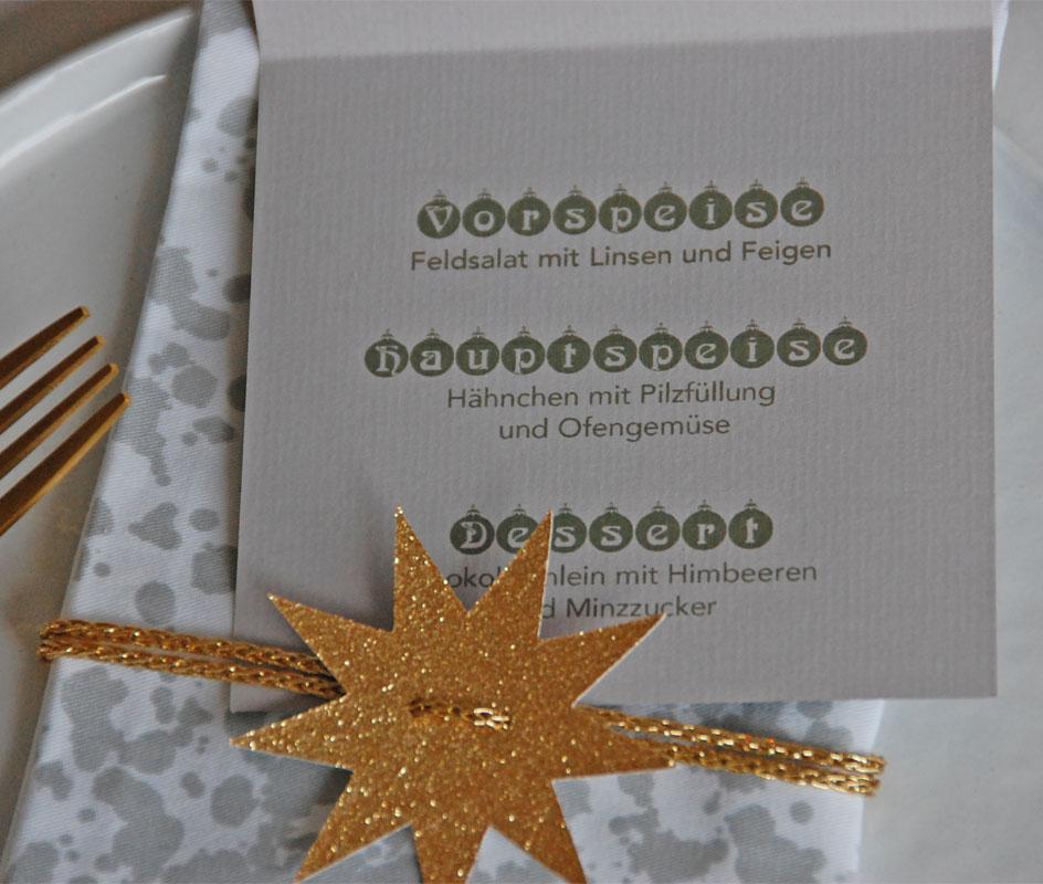 Weihnachtsdeko 2015