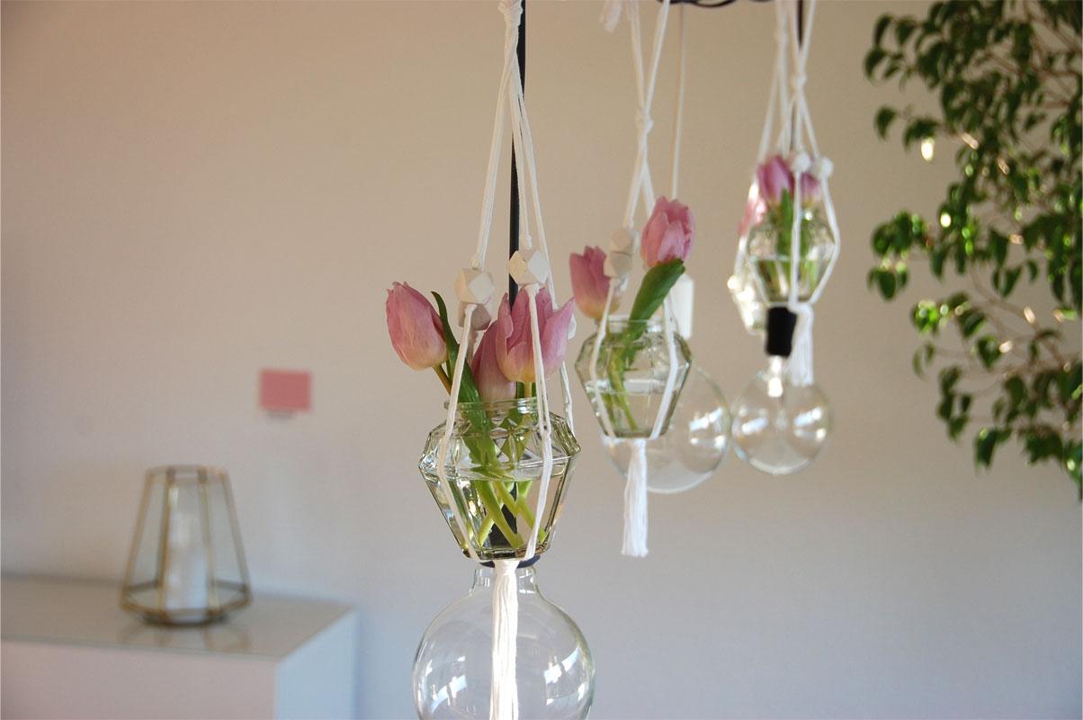 DIY - hanging planter