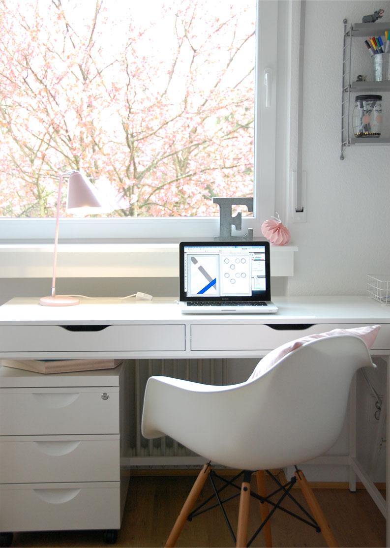 Arbeitszimmer Umgestaltung