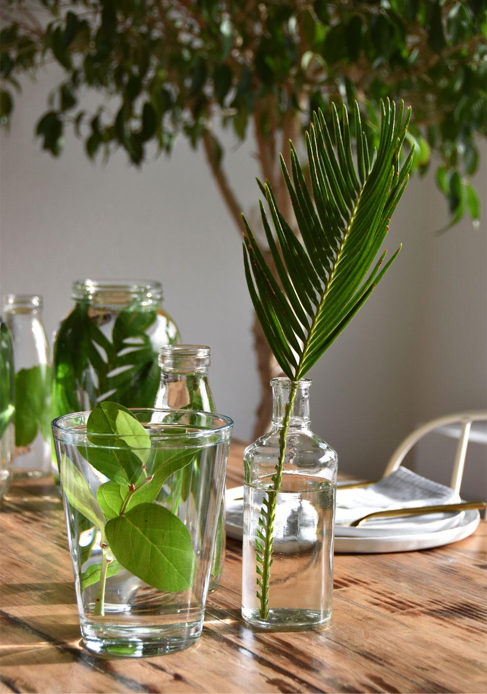 Vasen aus Glas