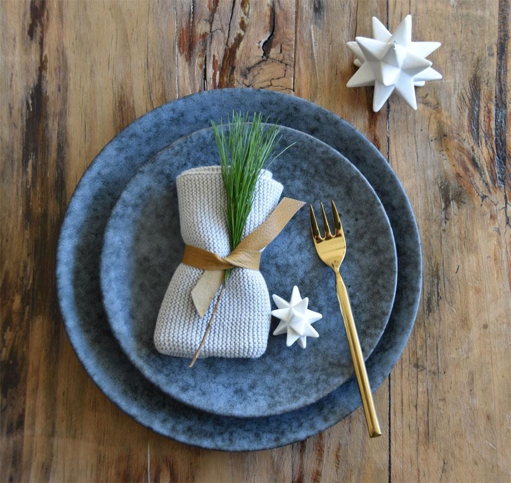 Drei Ideen für die Tischdeko an Heiligabend