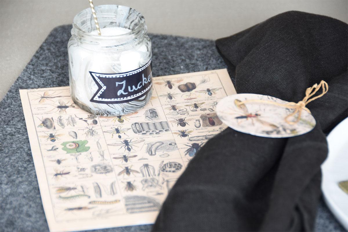 DIY - Papier marmorieren