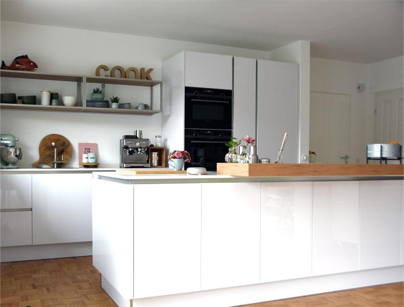 Neue Küche - Umbau