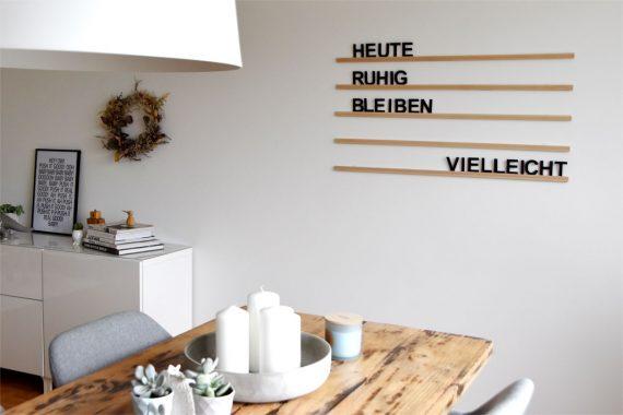 Letterboard- DIY